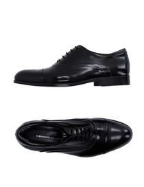 ALESSANDRO DELL'ACQUA - Laced shoes