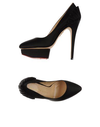 Charlotte Olympia Chaussures meilleures affaires grande vente manchester Footaction sortie jeu 100% authentique qualité escompte élevé YQJxqnBq8B
