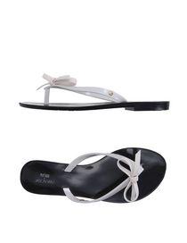 MELISSA + JASON WU - Flip flops