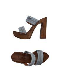 REPLAY - Open-toe mules