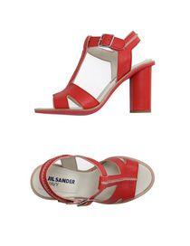 JIL SANDER NAVY - Sandals