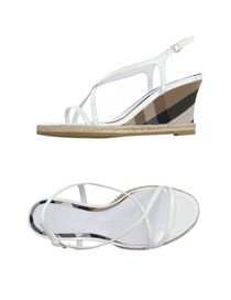 BURBERRY LONDON - Sandals