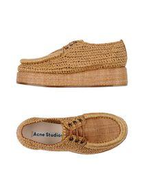 ACNE STUDIOS - Stringate