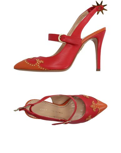 Charlotte Olympia Chaussures jeu grande vente le magasin PuiDRokpE