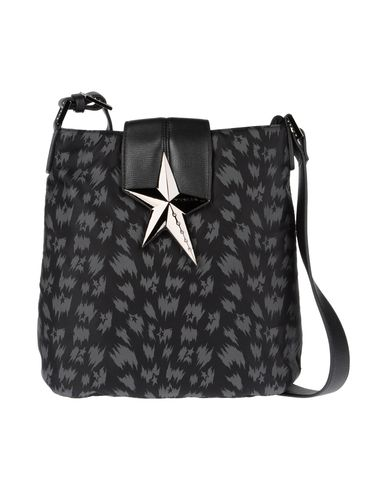 THIERRY MUGLER - Medium fabric bag