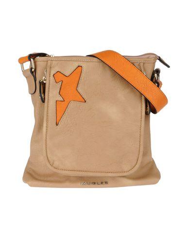 THIERRY MUGLER - Medium fabric bag