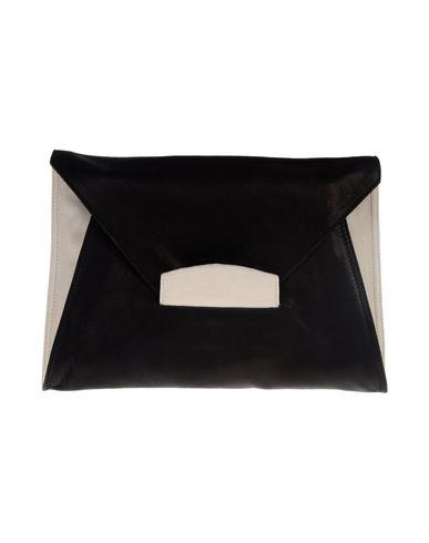 ALEANTO - Medium leather bag
