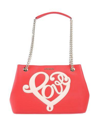 love moschino shoulder bag in red modesens. Black Bedroom Furniture Sets. Home Design Ideas