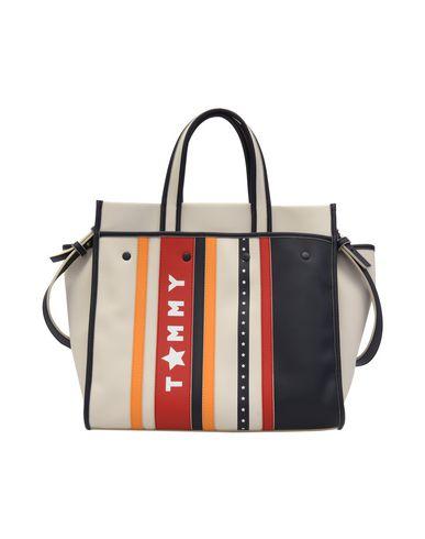 dernière à vendre extrêmement rabais Tommy Hilfiger Étoiles Fourre-tout Patrimoine Tommy & Stripes Bolso Con Bandolera prix incroyable sortie xqljAAC