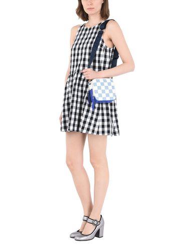 Gigi Hadid X Tommy Hilfiger Gigi Hadid Carrés Croisé Denim Bolso De Mano à la mode rabais exclusif où acheter mode sortie style kz0Y3pfT