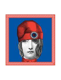 FORNASETTI - Square scarf