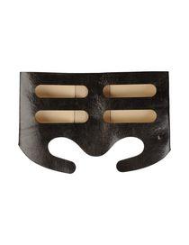 OBLIQUE - High-waist belt