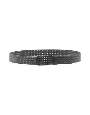 MAURO GRIFONI - Leather belt