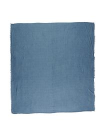 MANILA GRACE DENIM - Square scarf
