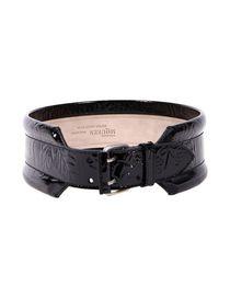 ALEXANDER MCQUEEN - High-waist belt