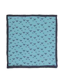 ARMANI JUNIOR - Square scarf