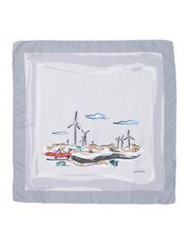 TRUSSARDI - Square scarf