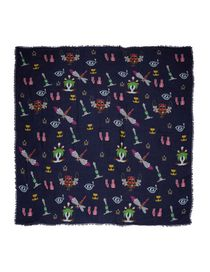 MARY KATRANTZOU - Square scarf
