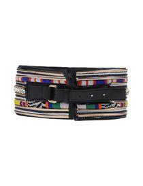 AMEN. - High-waist belt