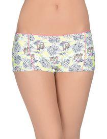 JUICY COUTURE - Boy short bikini bottom