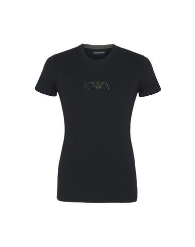 Emporio Armani Hommes Tricot T-shirt Intérieur Camiseta