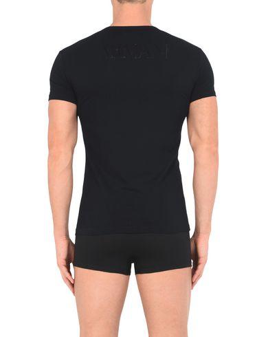 Emporio Armani Hommes Tricot T-shirt Intérieur Camiseta agréable visitez en ligne approvisionnement en vente shopping en ligne v07ijLioy