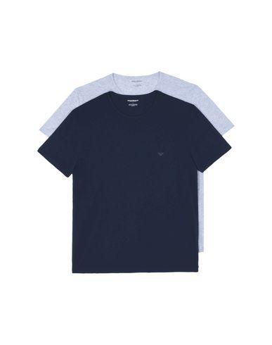 Emporio Armani Hommes Tricot 2pack Intérieur T-sh Camiseta