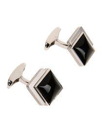 NEIL BARRETT - Cufflinks and Tie Clips
