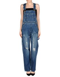 EACH X OTHER - Trouser dungaree