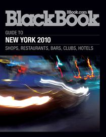 BLACKBOOK GUIDE - Lifestyle