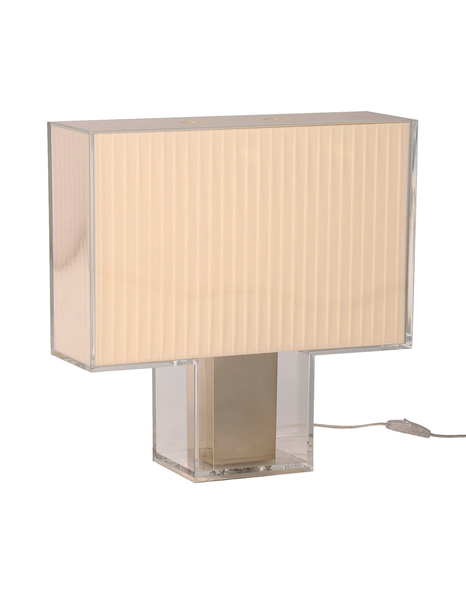 Lampada Da Tavolo Kartell Tati Nero Donna 58001733MX on ...