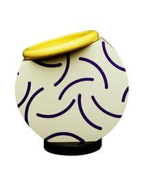 MEMPHIS MILANO Vase