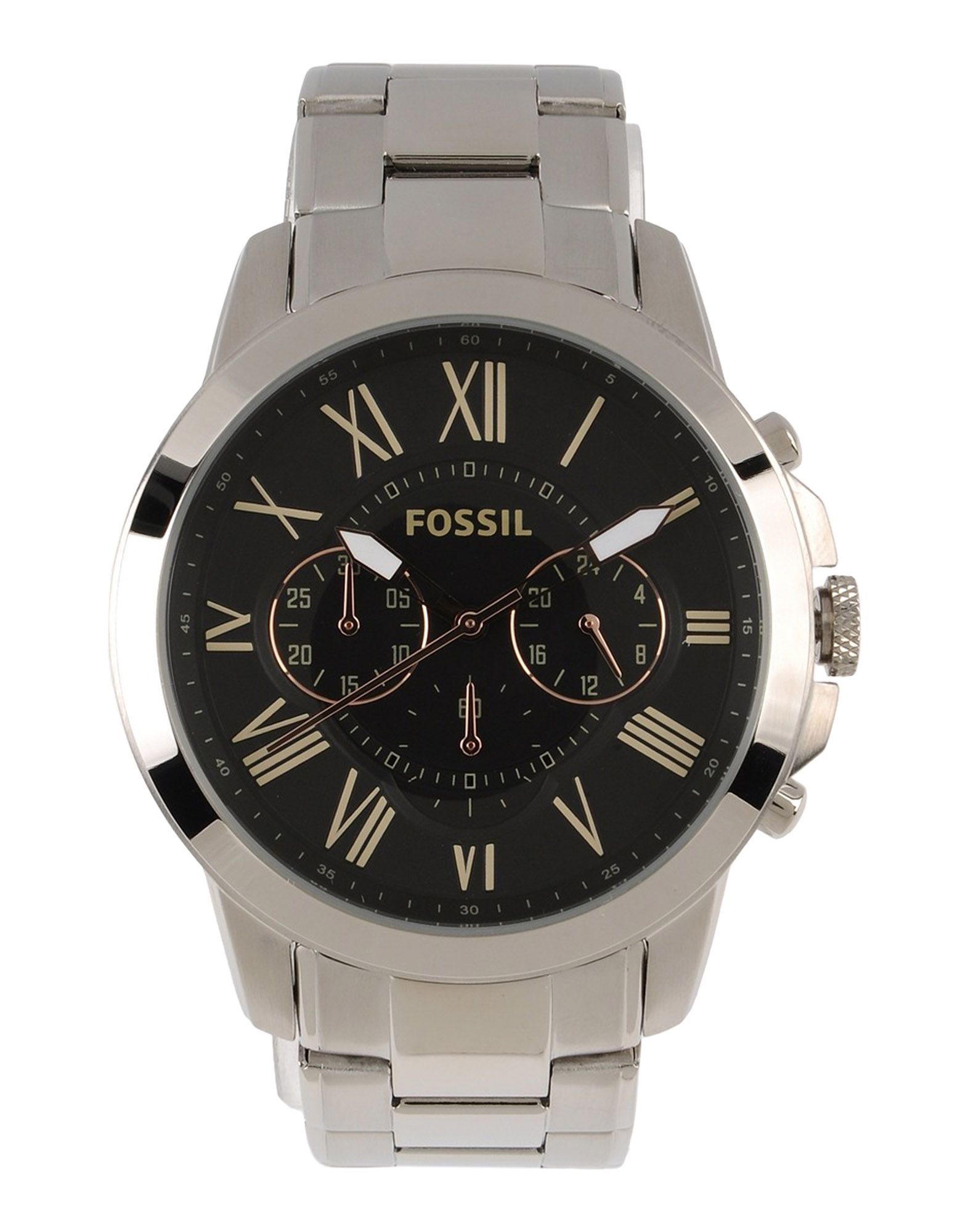 fossil armbanduhr herren armbanduhren fossil 58022962qp on popscreen. Black Bedroom Furniture Sets. Home Design Ideas