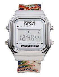 RICH GONE BROKE - Wrist watch