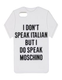 MOSCHINO - Hi-tech accessory