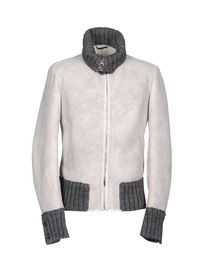 DOLCE & GABBANA - Leather outerwear