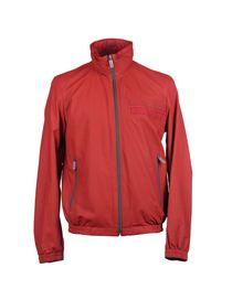 ZEGNA SPORT - Leather jacket