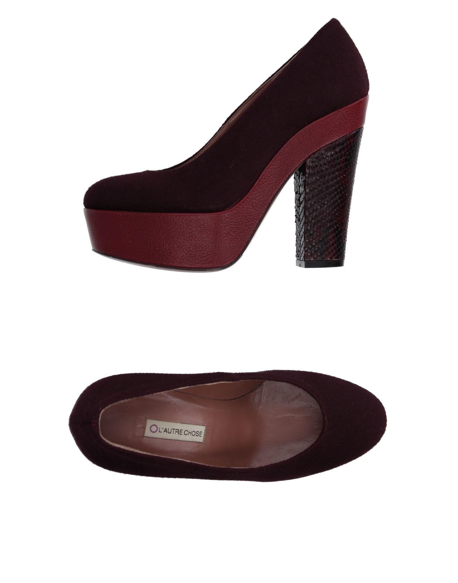 Stilvolle Chose billige Schuhe L' Autre Chose Stilvolle Pumps Damen  11000170SF d21452