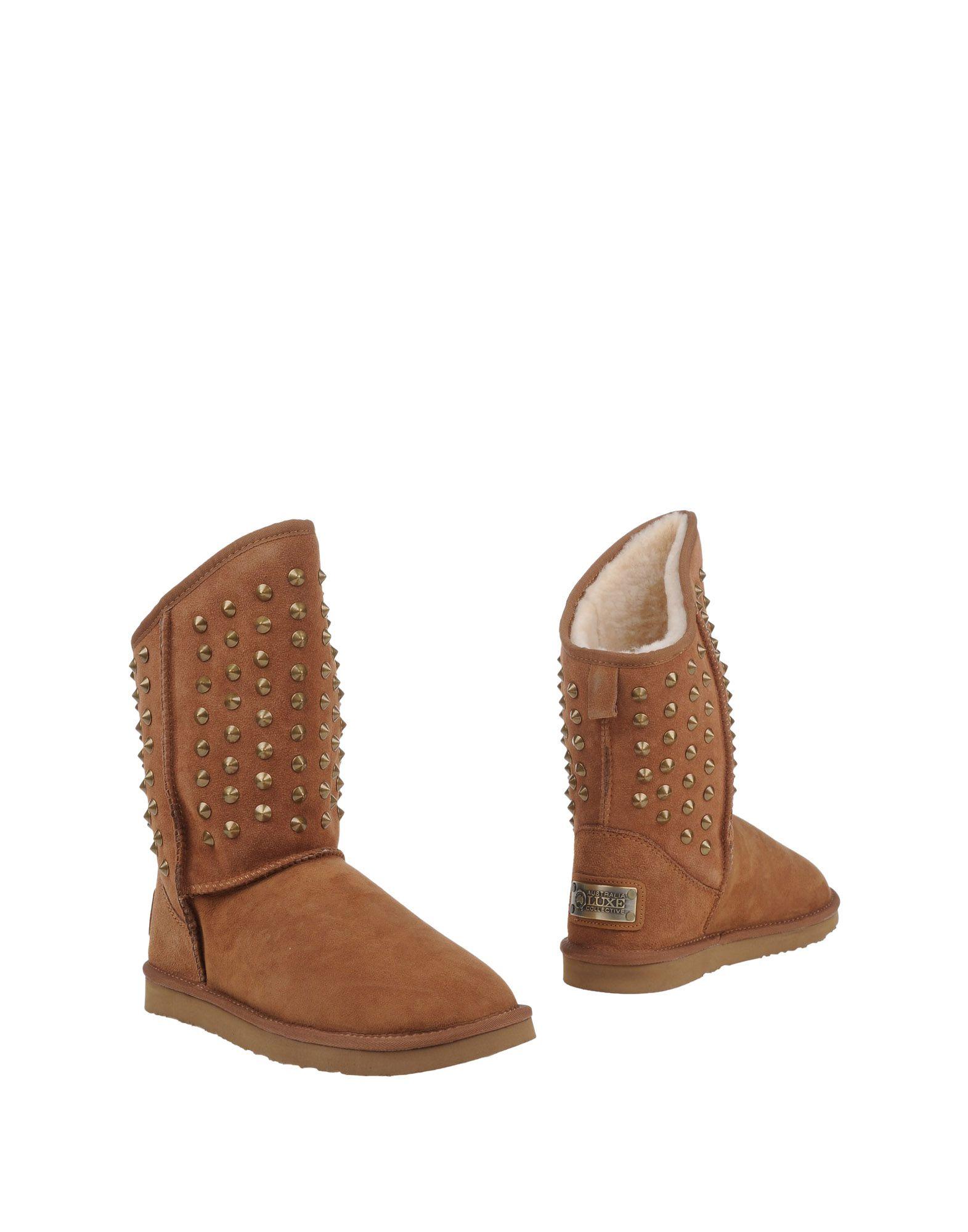 Australia Luxe Collective aussehende Stiefelette Damen  11000603DQGut aussehende Collective strapazierfähige Schuhe 31305c