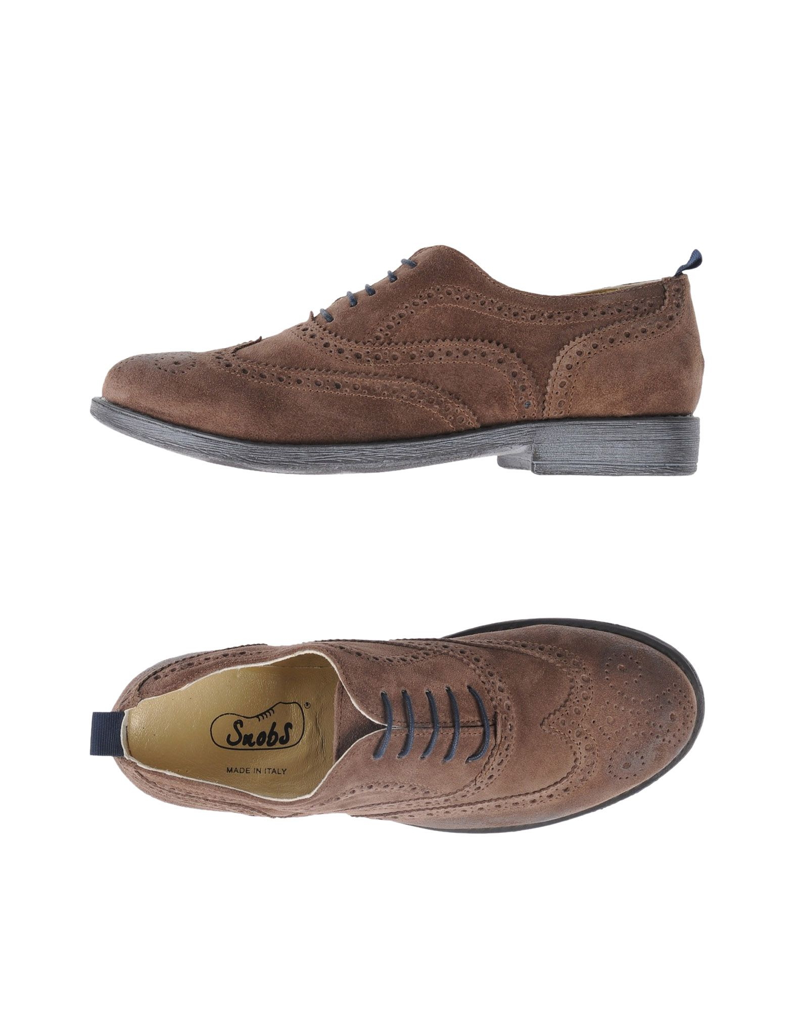 Chaussures À Lacets Snobs® Homme - Chaussures À Lacets Snobs® sur