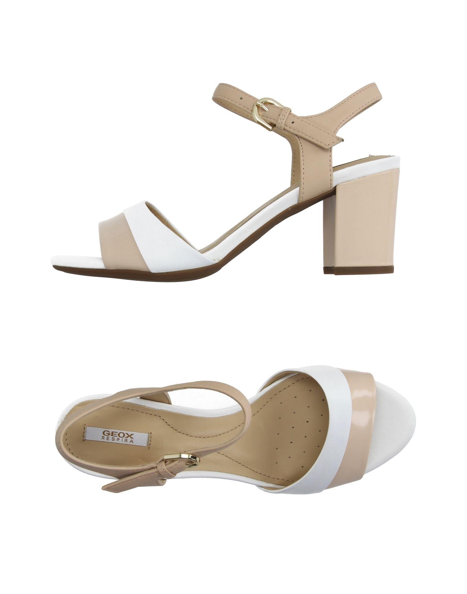 Sandales Geox Femme - Sandales Geox sur
