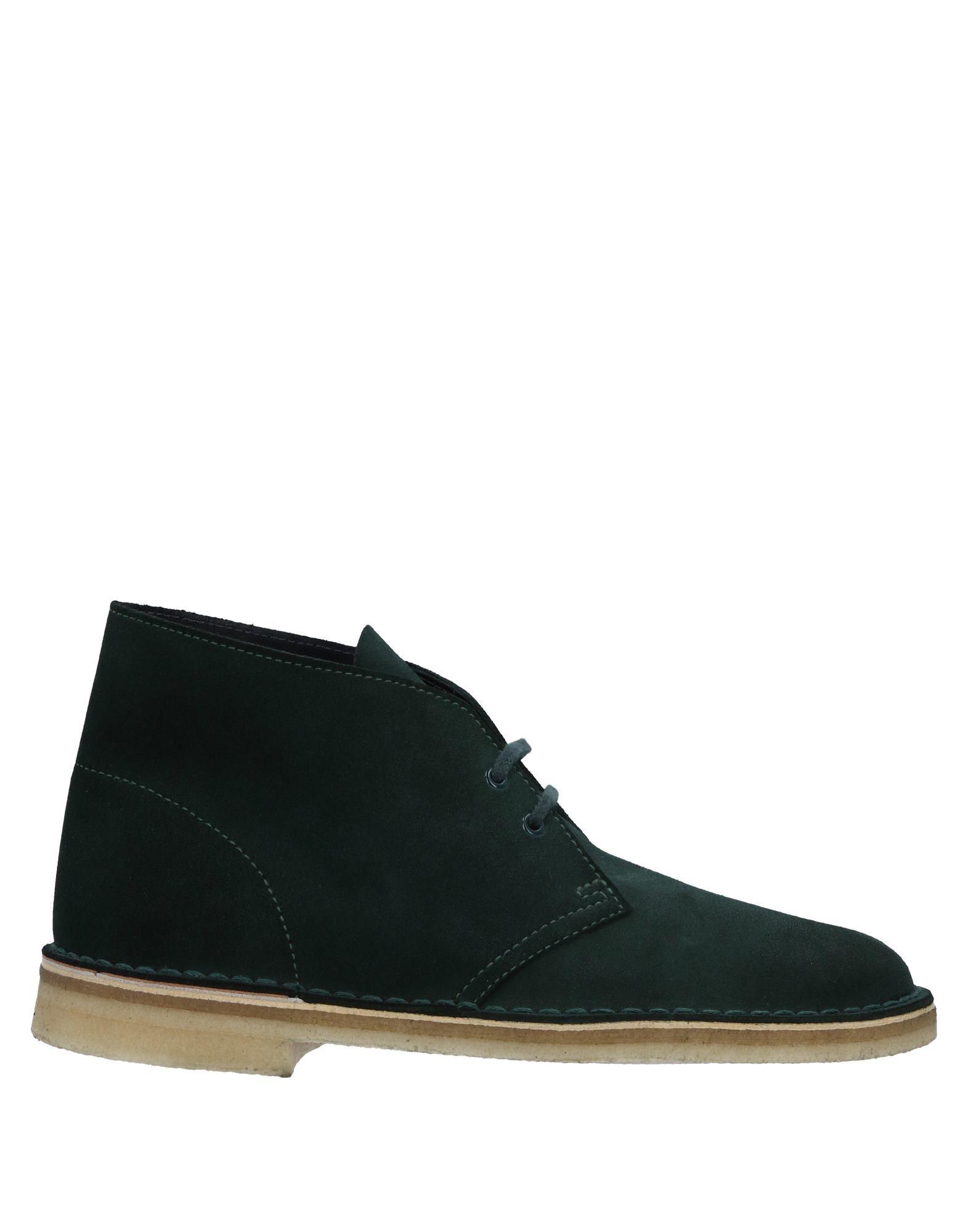 Rabatt echte Schuhe Clarks Originals Stiefelette Herren  11003042UD