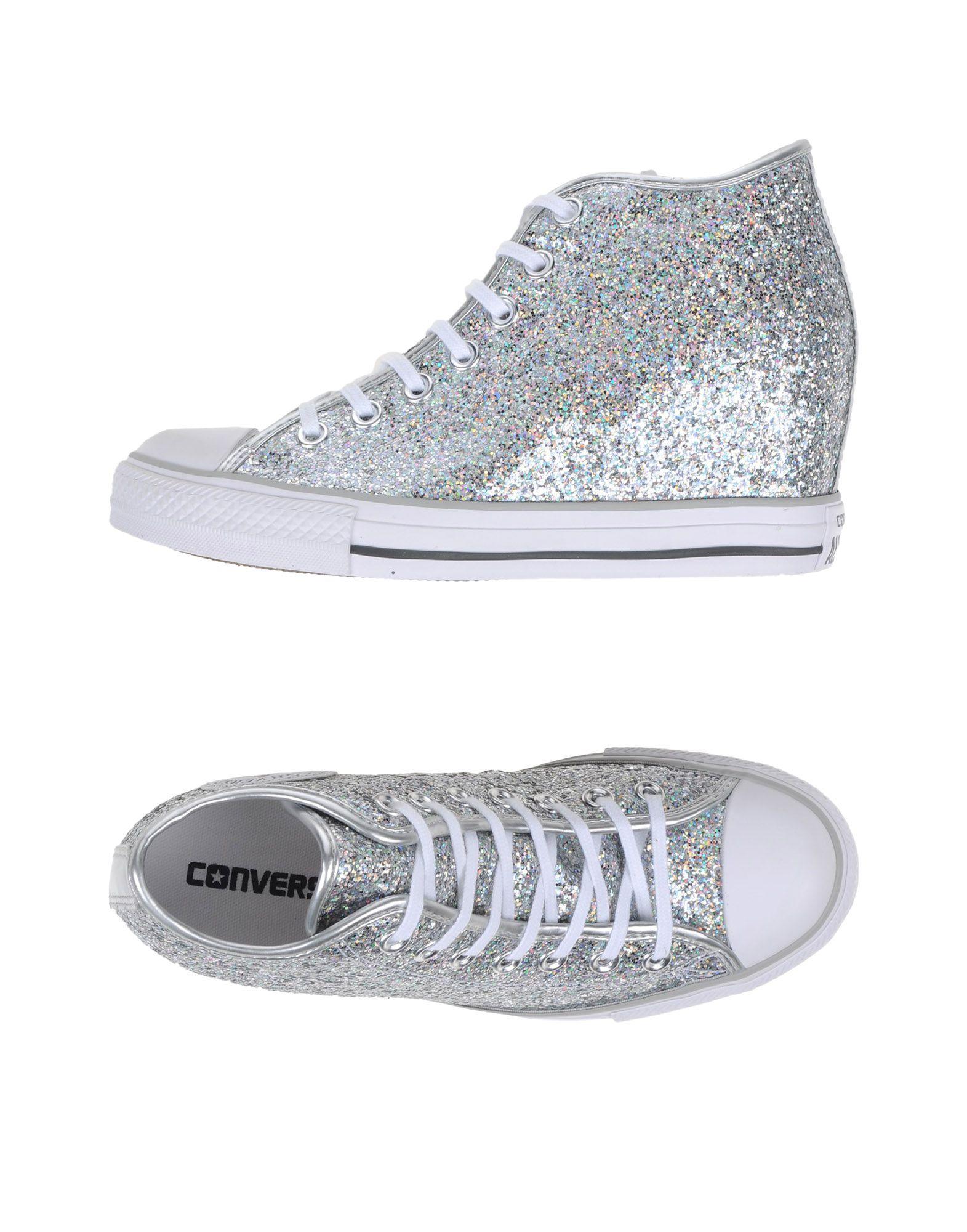 Scarpe da All Ginnastica Converse All Star All da Star Mid Lux Glitter - Donna - 11003402HS a6e908