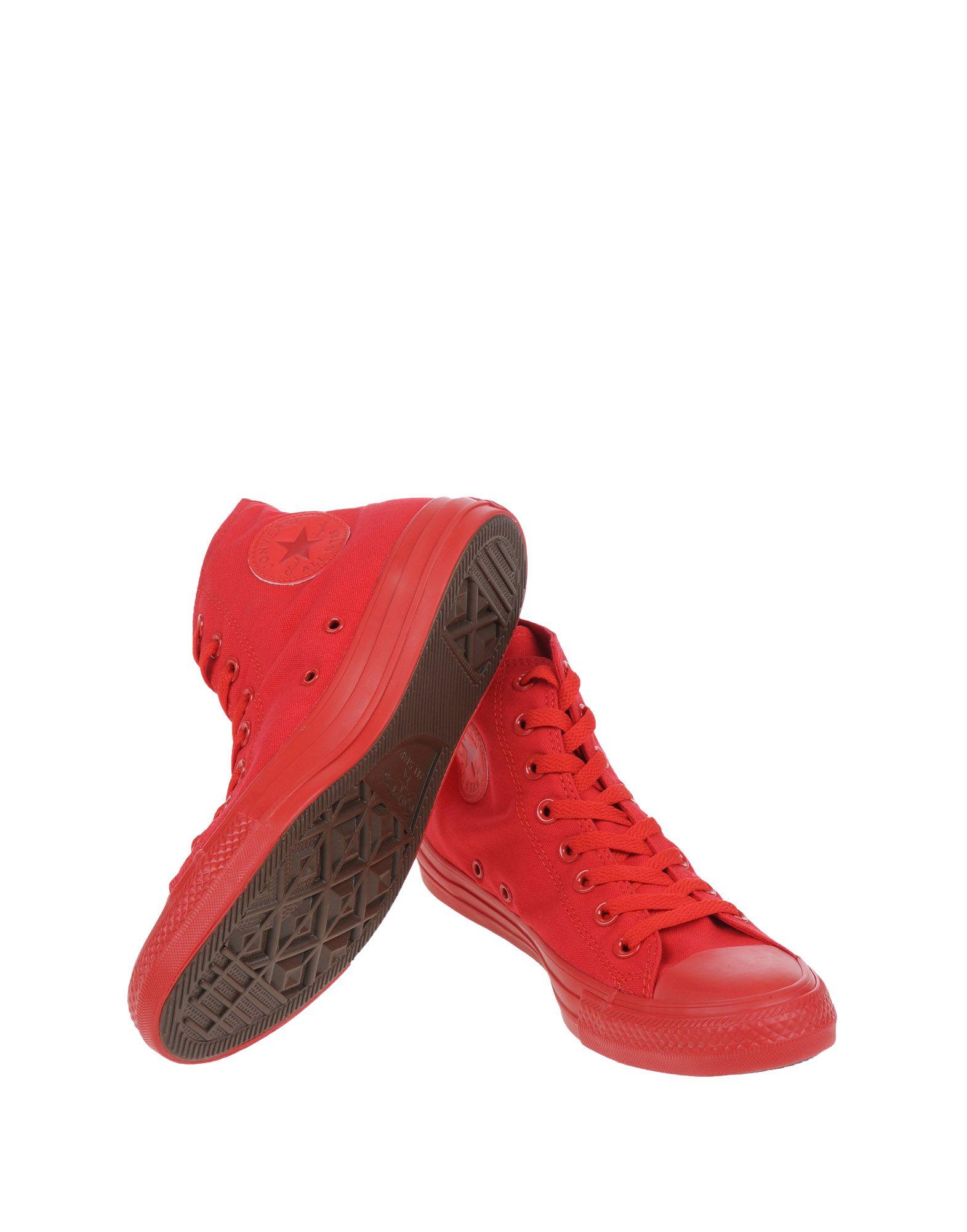 Converse All Star All Star Hi Canvas Monochrome  Schuhe 11003408LT Gute Qualität beliebte Schuhe  291e39