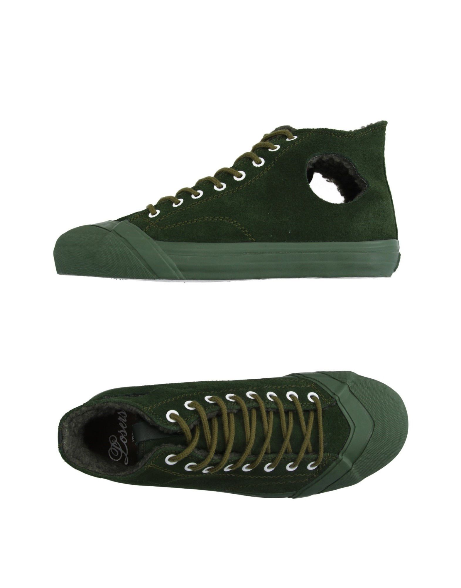 Sneakers Losers Homme - Sneakers Losers  Vert émeraude Nouvelles chaussures pour hommes et femmes, remise limitée dans le temps
