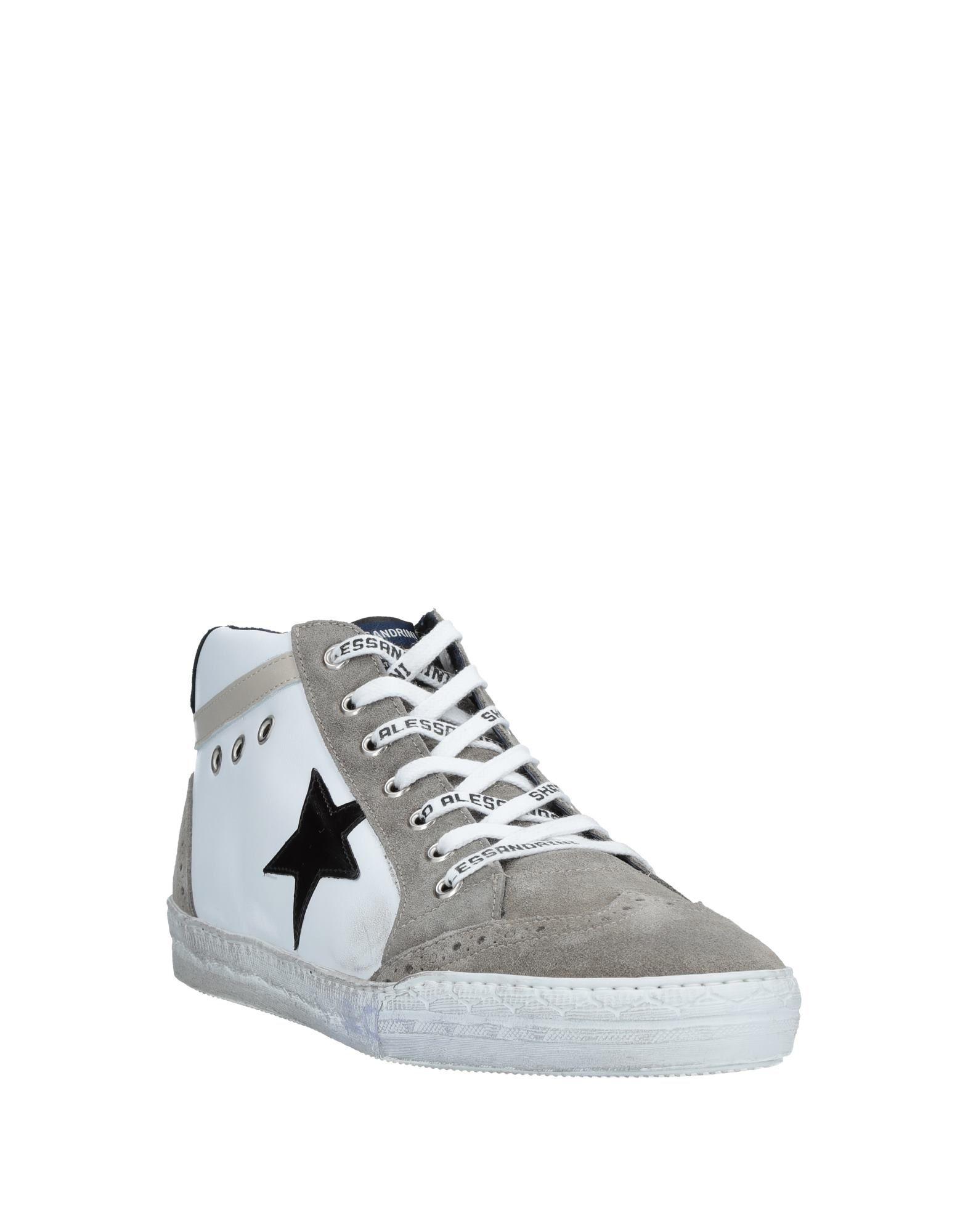 Rabatt echte Schuhe Daniele  Alessandrini Sneakers Herren  Daniele 11003752OP 59b5ad