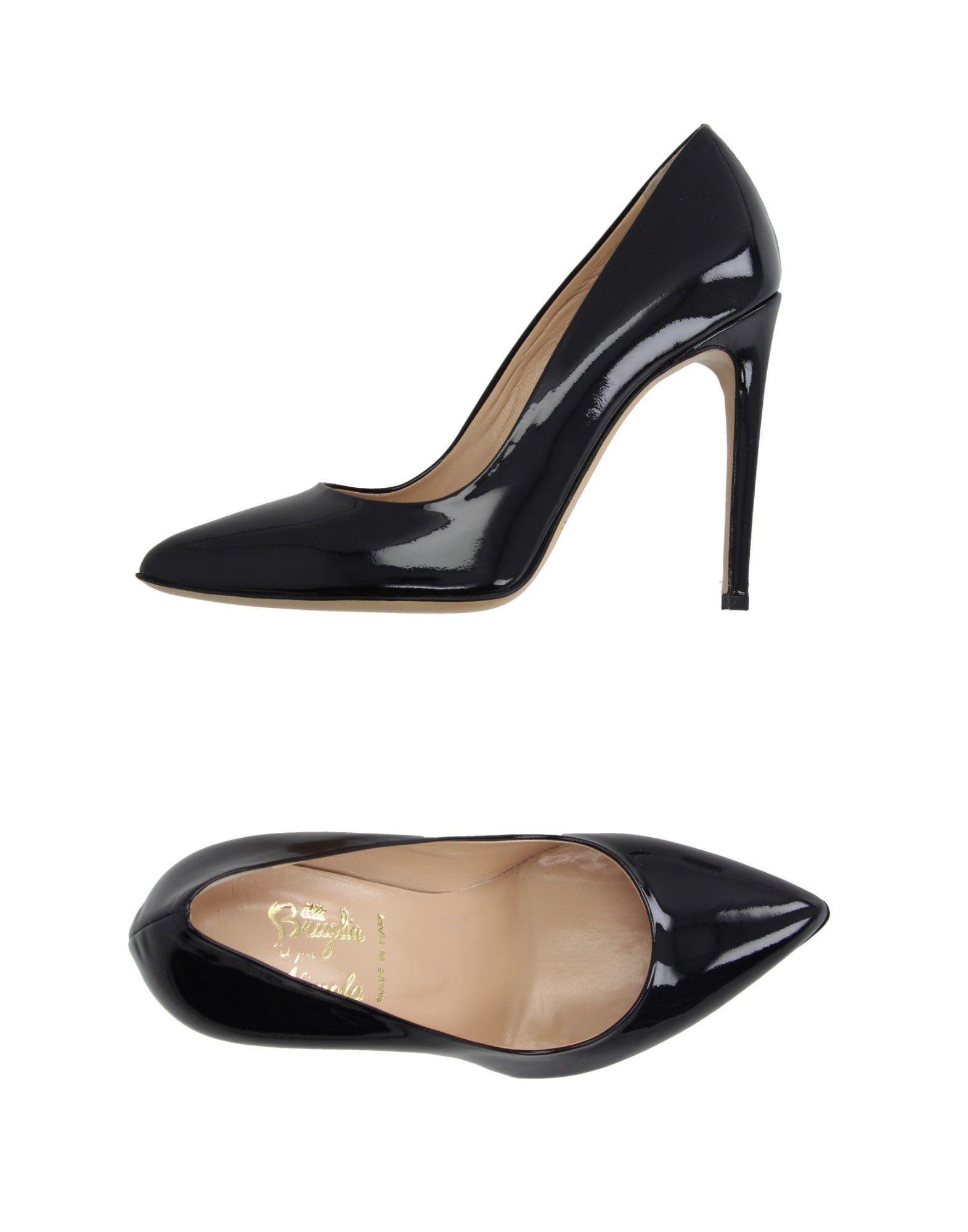 F.Lli Bruglia Pumps Damen  11005357XSGut aussehende strapazierfähige Schuhe