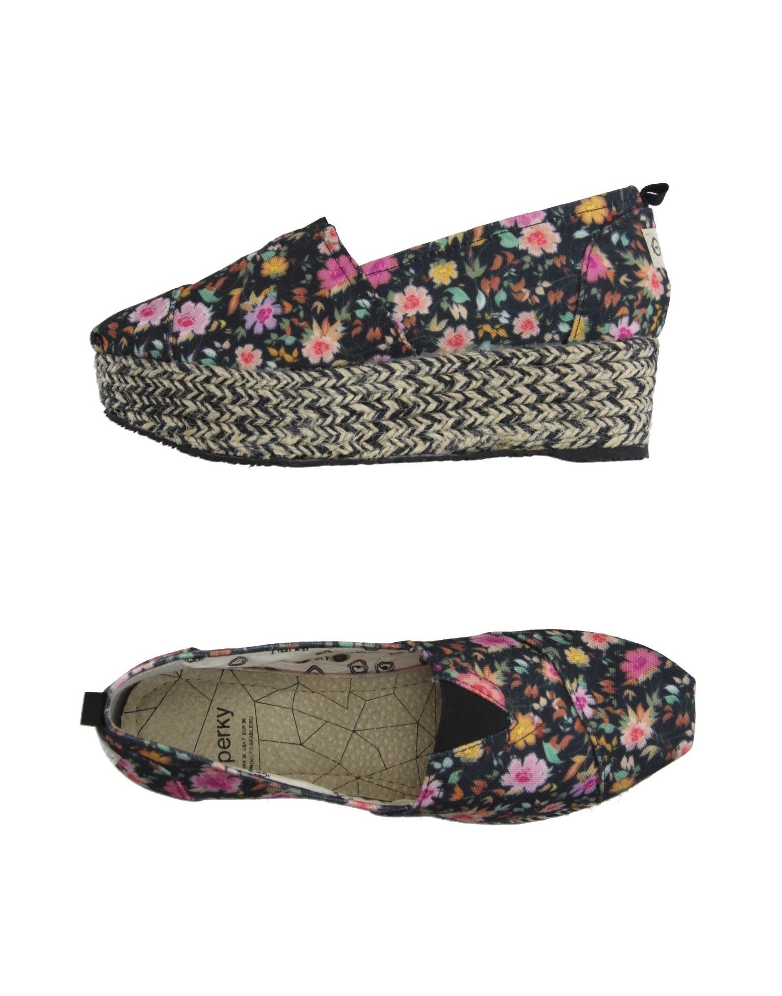 Perky Espadrilles Damen  11005542TM Gute Qualität beliebte Schuhe