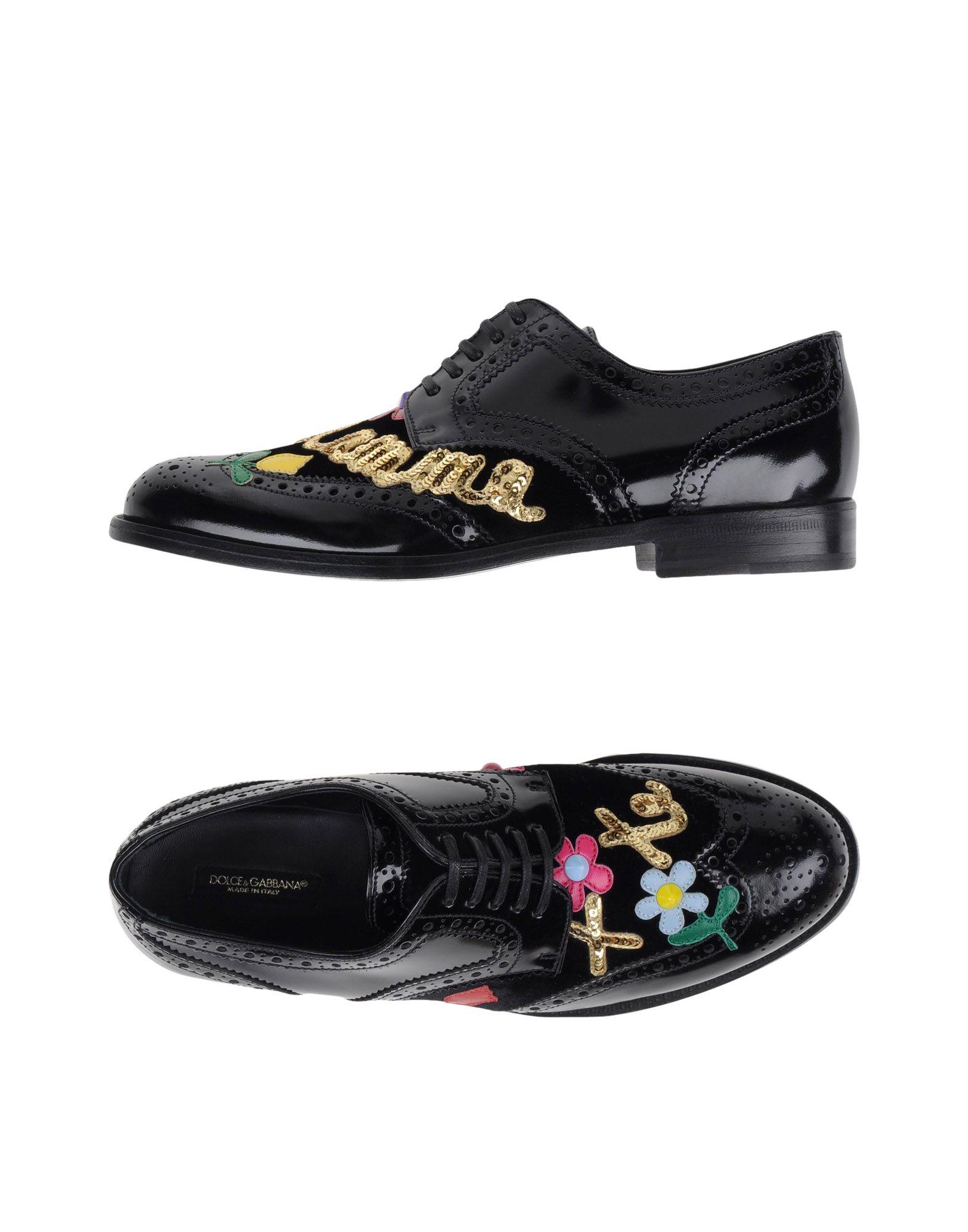 Stringate Dolce & Gabbana Donna - 11006007LG
