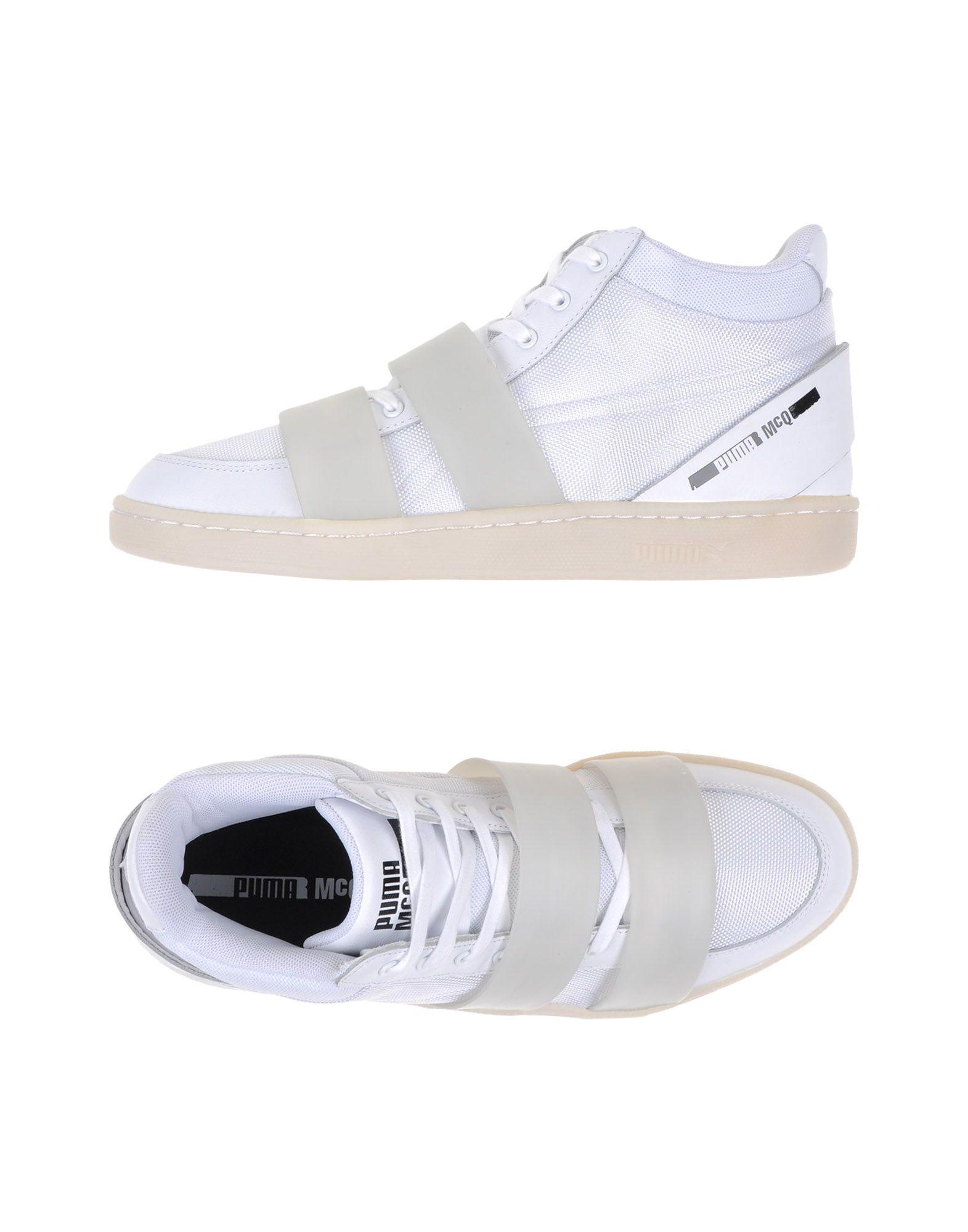 Sneakers Mcq Puma 359761-Mcq Uomo Serve Mid Nu - Uomo 359761-Mcq - 11006523MA 9885f9